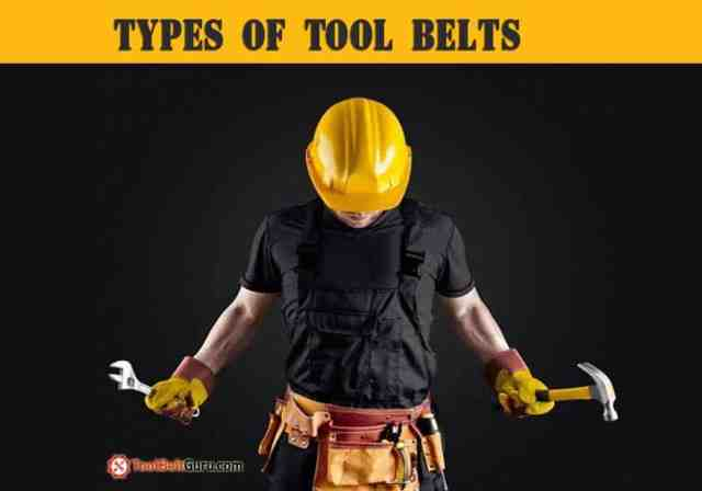 Types of Tool Belts