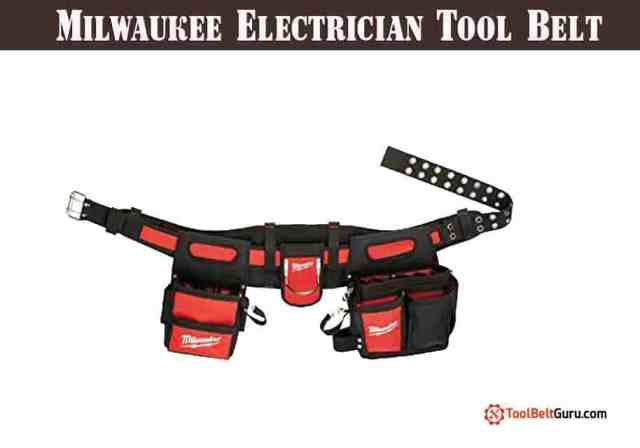 Milwaukee Electrician Tool Belt