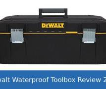 Dewalt Waterproof Toolbox