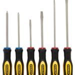 stanley screwdriver set