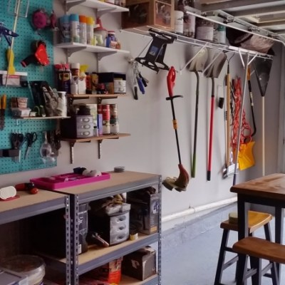 9 Tips to Transform Your Garage into The Ultimate DIY Workshop