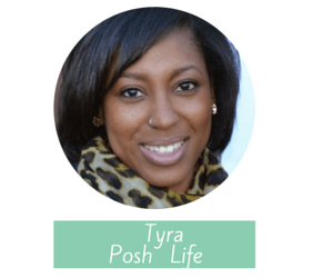 Tyra with Posh Life