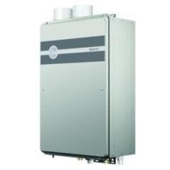 Rheem EcoSense 8.4 GPM Natural Gas High Efficiency Indoor Tankless Gas Water Heater