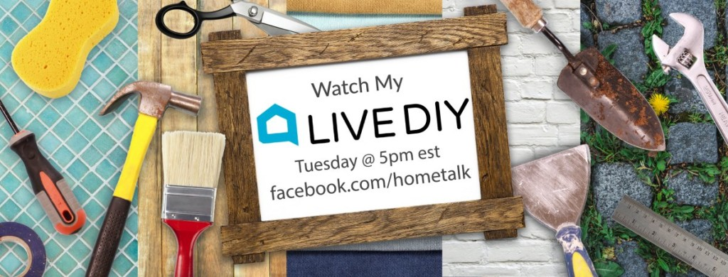 Hometalk LIVE Today at 5pm