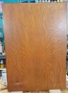 Flat Laminate Door BEFORE