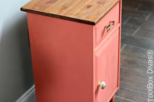 Refinish with DAP - Toolbox Divas