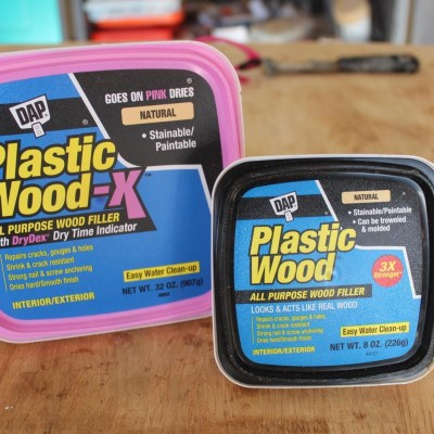 Refinishing Furniture: Selecting the Right Wood Filler