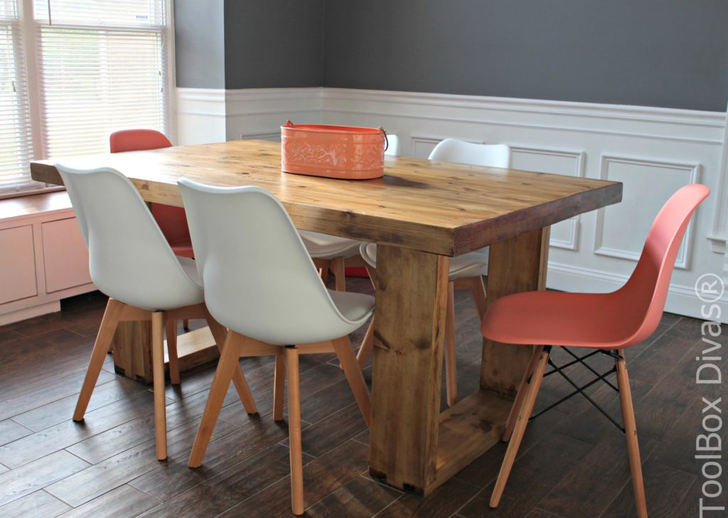 Colorful Modern Dining Room Chairs - Mix It Up - ToolBox Divas