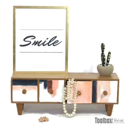 Every Girl S Dream Jewelry Dresser Toolbox Divas