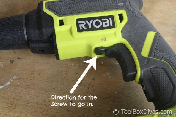 Review of the Ryobi 18-Volt ONE+ Brushless Drywall Screw Gun