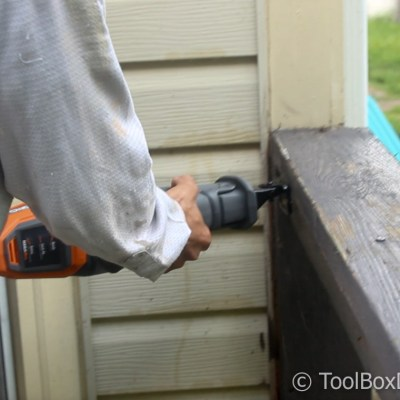 How To Remove Deck or Porch Railing: Demolition Tips
