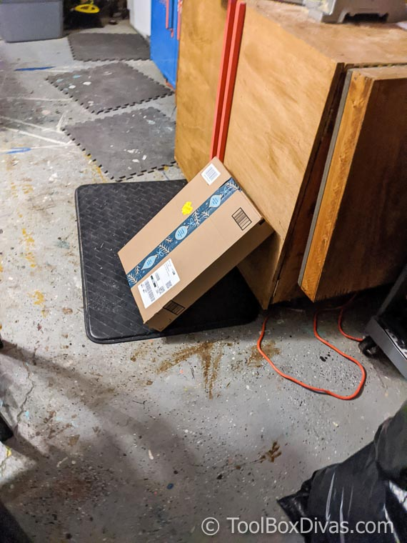 Key by Amazon In-Garage Delivery Review @ToolBoxDivas (19 of 38) package delivered