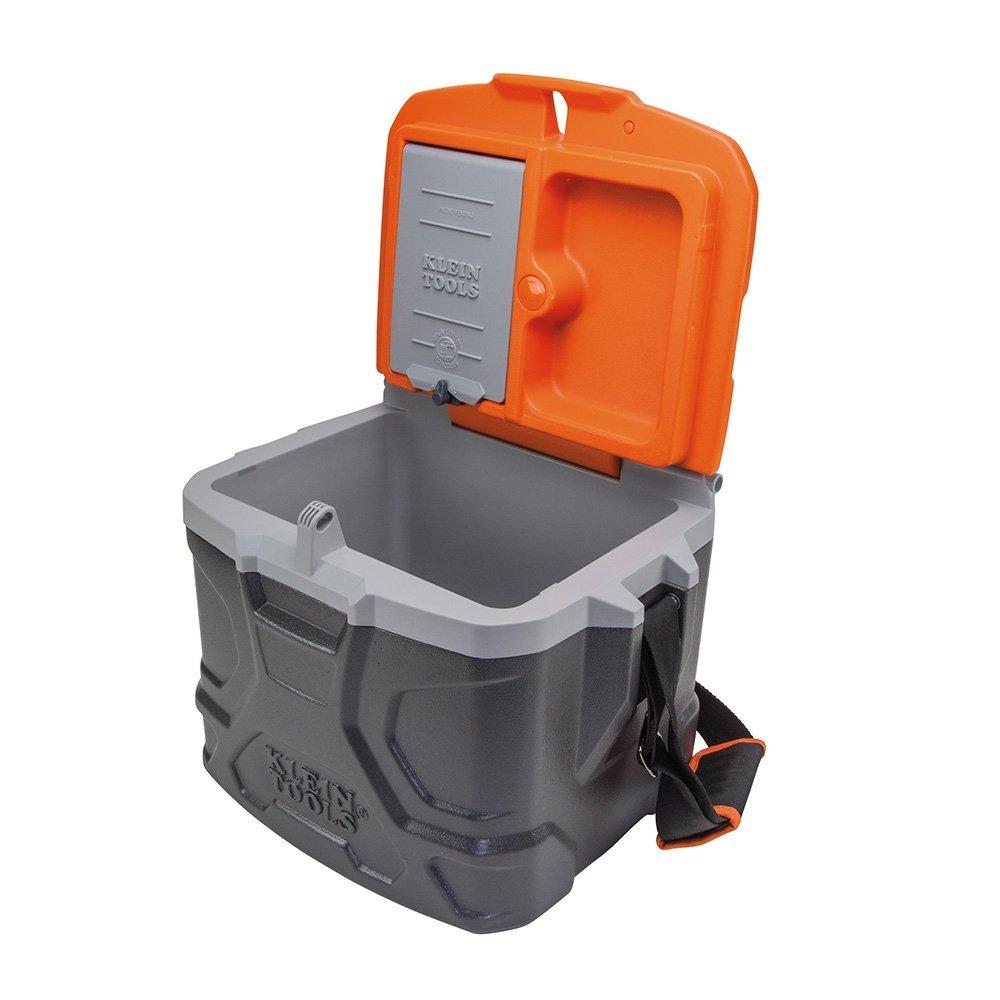 Klein Tools Tradesman Pro Coolers  Tough Box Cooler  Soft Lunch Cooler  Tool Craze