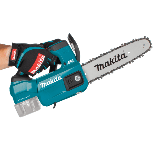 small resolution of makita s 18v brushless chainsaw looks to be aimed at users wanting a small compact chainsaw that s lightweight and this one is light at 7 2 lbs