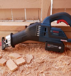 reciprocating saw the bosch gsa18v 125 18v ec brushless 1 1 4 in stroke multi grip reciprocating saw and will discuss it s feature set and performance  [ 1114 x 836 Pixel ]