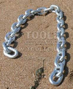 300 1011 DIN766 Short Link Chain