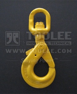 300 1212 Safety Hook Swivel Type With Self Locking Latch G80 U S Type