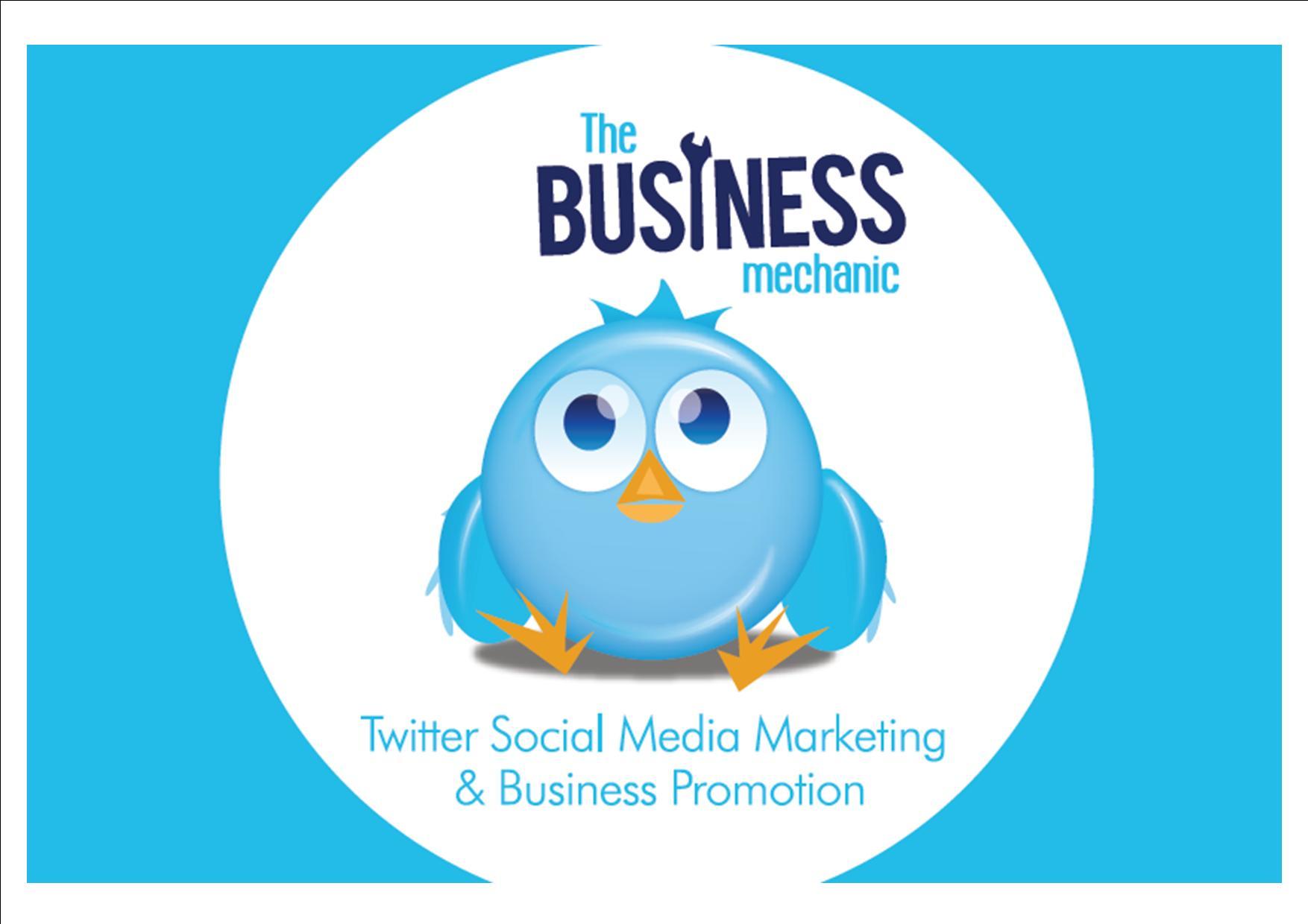 Twitter Basics for Businesses  Living Entrepreneurship Blog  All College Blogs