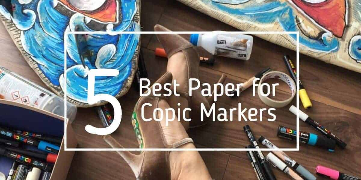 Best Paper for Copic Makers