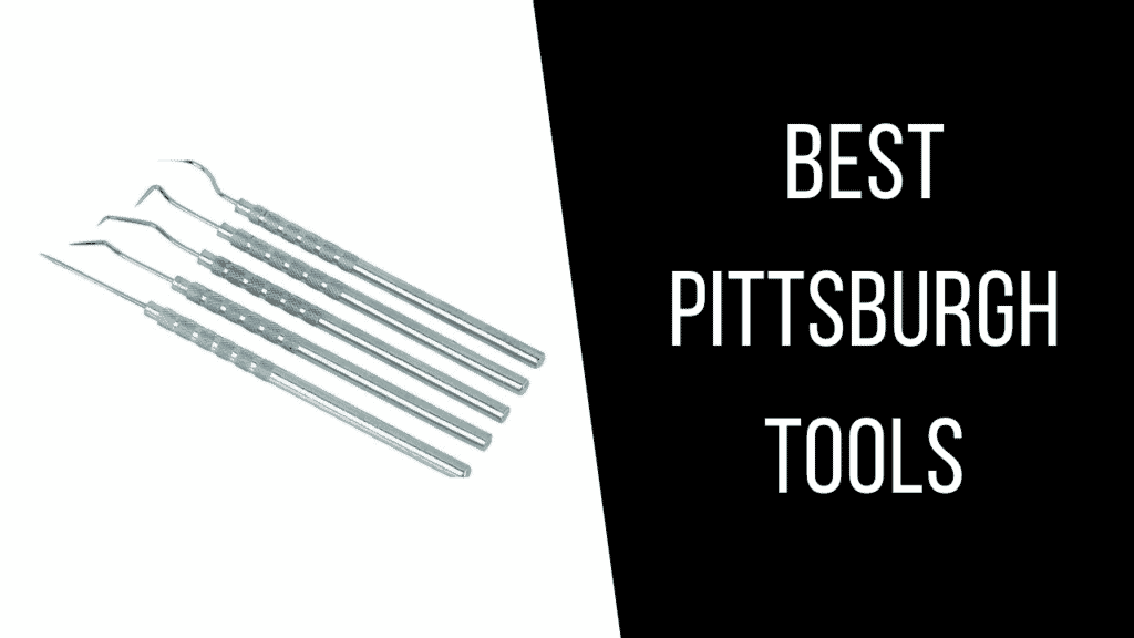 Best Pittsburgh Tools Set