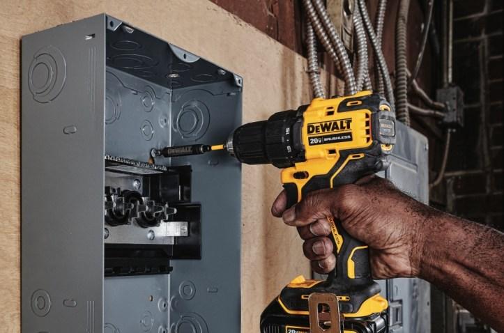 New DeWalt ATOMIC Cordless Tools