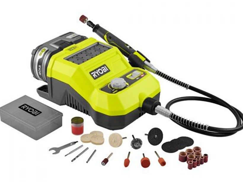 New Ryobi Tools for Spring 2019