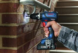 New Bosch 18V Drills
