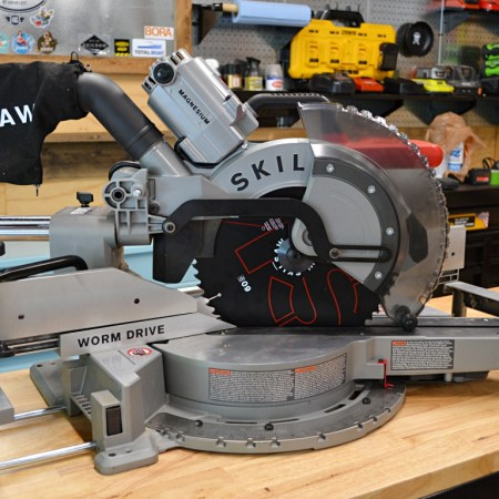 Skilsaw Miter Saw Review