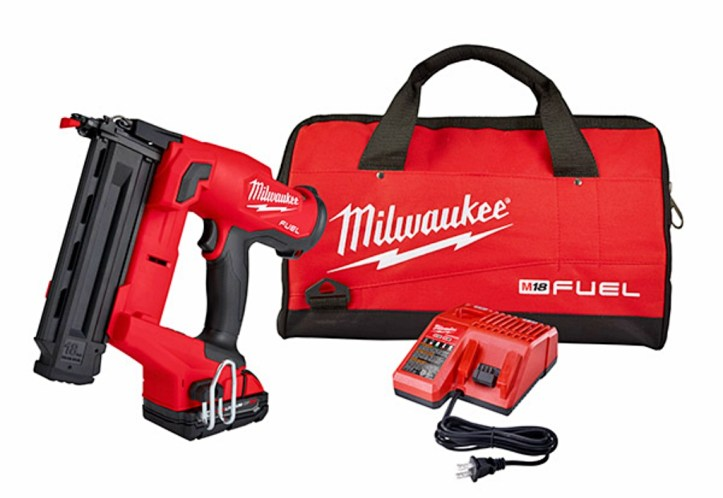 New Milwaukee Brad Nailer