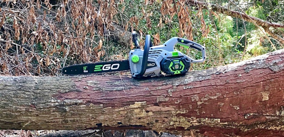 EGO 16 Inch Chainsaw Review