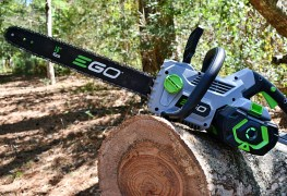 EGO 18 Inch Chainsaw Review