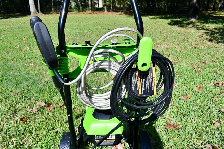 Greenworks Pressure Washer Review