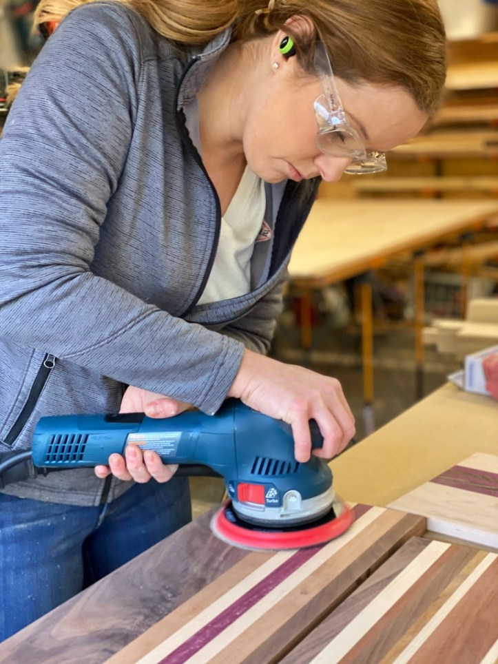 Bosch 6 Inch Sander Review