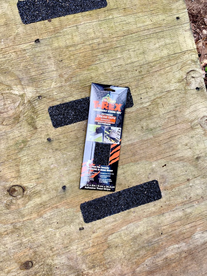 Fixing Slippery Surfaces with T-REX Extreme Tread Tape