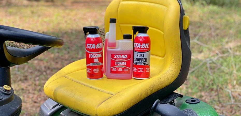 Fall Prep with STA-BIL®