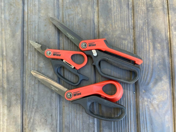 Crescent Wiss Utility Shears Review