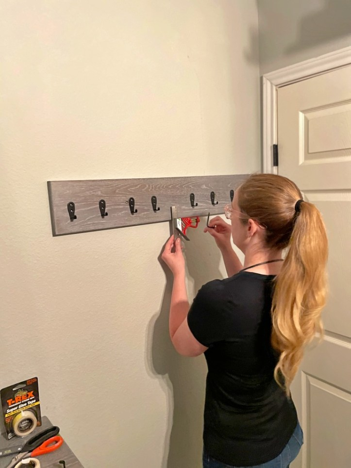 Hardware Install Trick with T-REX Super Glue Tape