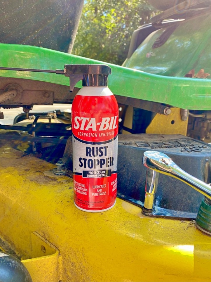 How to Get your Equipment Spring Ready with STA-BIL