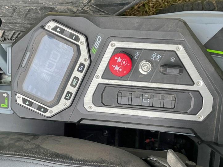 EGO Z6 Zero Turn Mower Review
