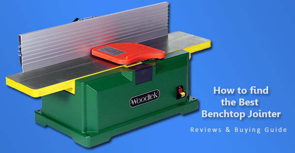 Best Benchtop Jointer Featured image