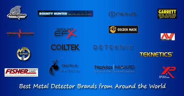 Best Metal Detector Brands featured image
