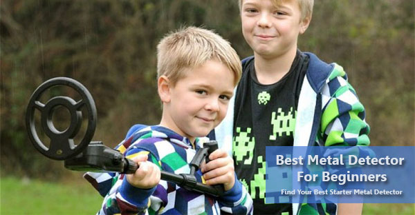 best metal detector for beginners featured image