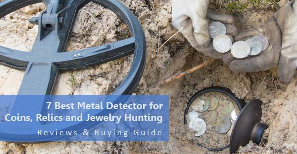 best metal detector for coins featured image