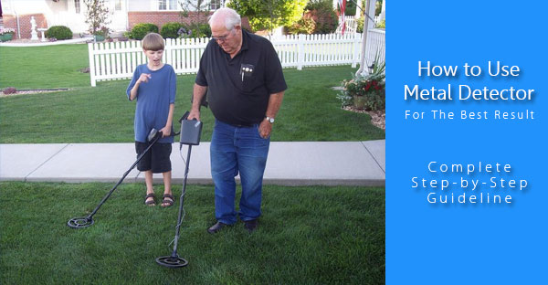 how to use a metal detector featured image