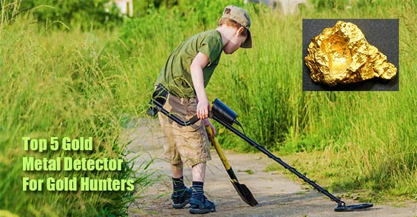 Gold Metal Detector featured image