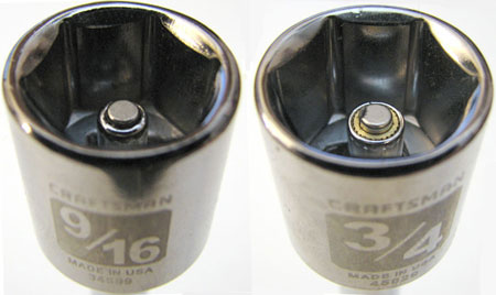 "1/4"" and 3/8"" Through-Socket Photo"