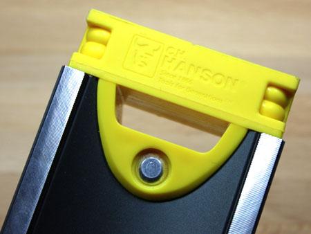 CH Hanson Ball Level Rubber Endcap
