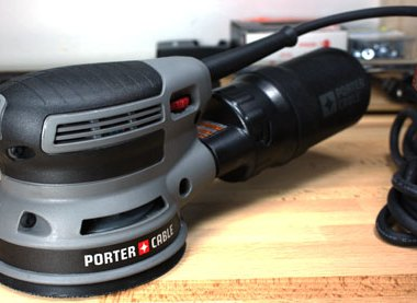 Porter-Cable-Low-Profile-Random-Orbital-Sander
