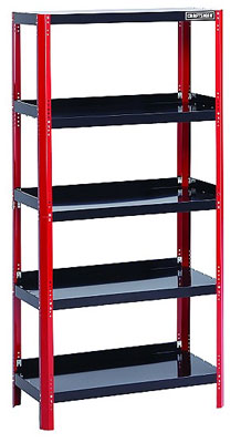New-Craftsman-Garage-Storage-Shelves