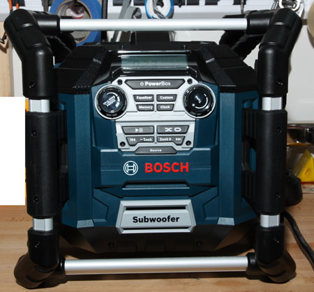 Bosch Power Box 360 Front